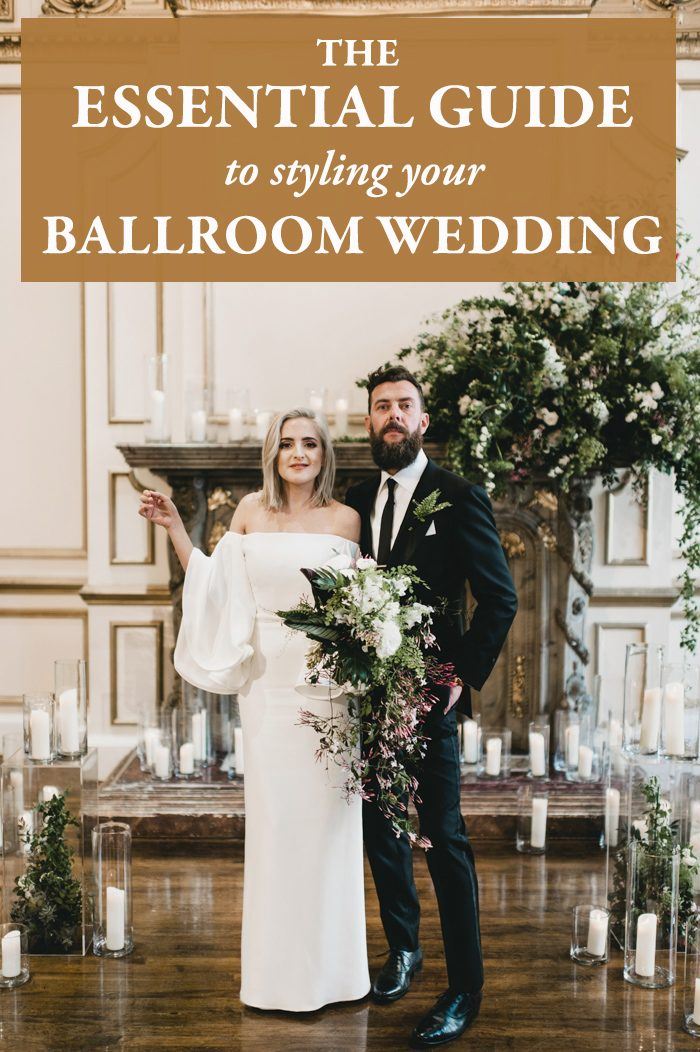 The Essential Guide To Styling Your Ballroom Wedding Junebug Weddings