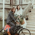 This Locally Sourced Dorset Wedding at Lulworth Castle is Like a Modern Storybook