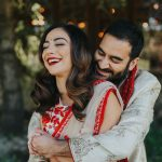 This Santa Barbara Destination Wedding at Crossroads Estate Included Persian, Indian, and Western Ceremonies