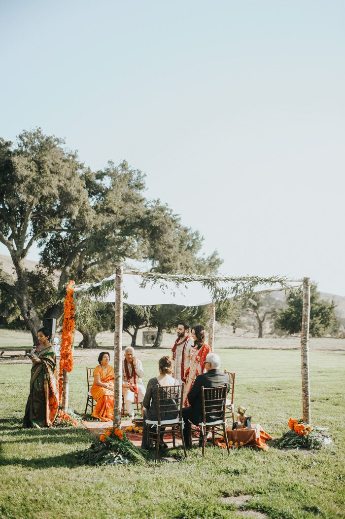 this santa barbara destination wedding at crossroads