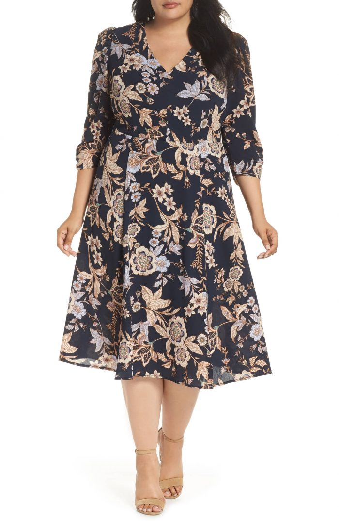 50 Stylish Fall Wedding Guest Dresses For 2018 Junebug