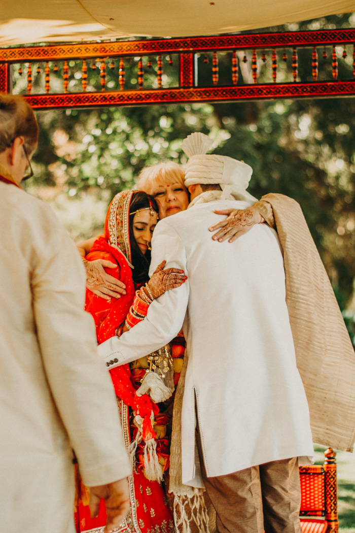 This Couple Infused Southern California Style Into Their Traditional Indian Wedding At Brookview Ranch Junebug Weddings
