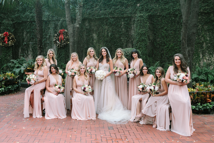 This New Orleans Wedding At The Chicory Is An Ultra Stylish Floral