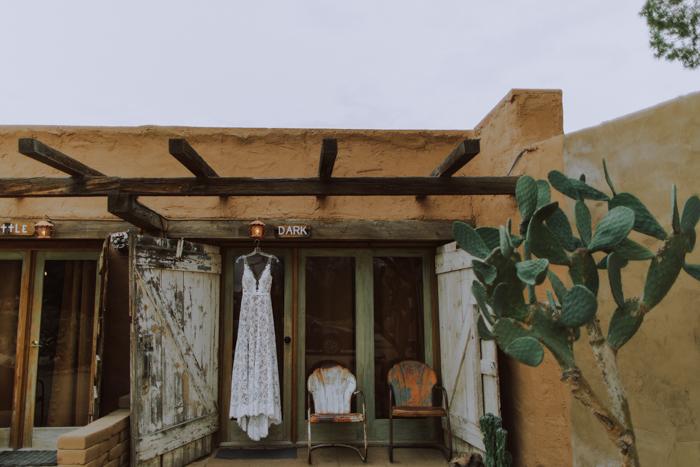 Chic and Free-Spirited Desert Wedding at 29 Palms Inn