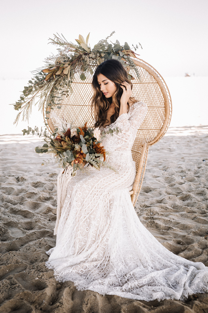 Get Your Boho Beachy Vibes Fill from This Seal Beach Pier ...