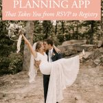 The One Wedding Planning App That Takes You from RSVP to Registry