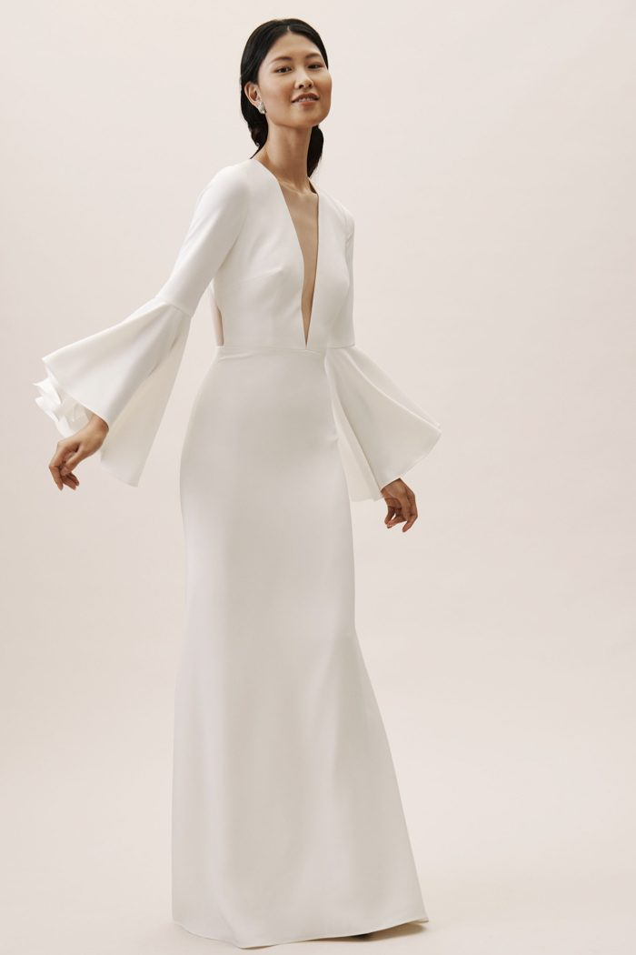 New Year New Gowns These Bhldn Spring Styles Are Total