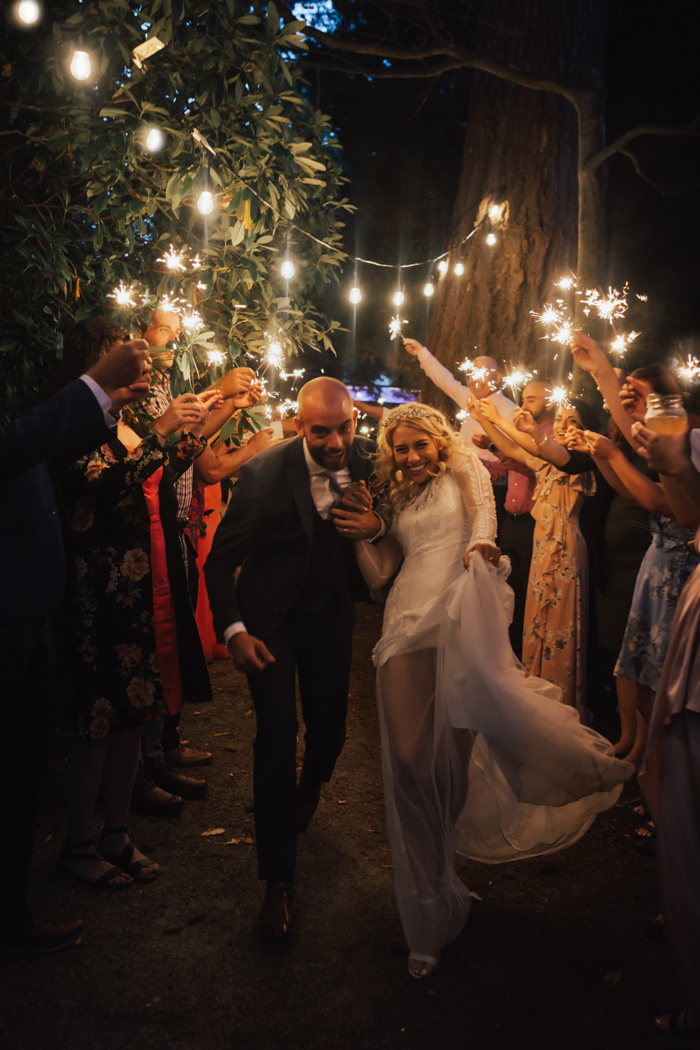 Forest Fairy Tale Wedding At Koerner's Pub In Vancouver