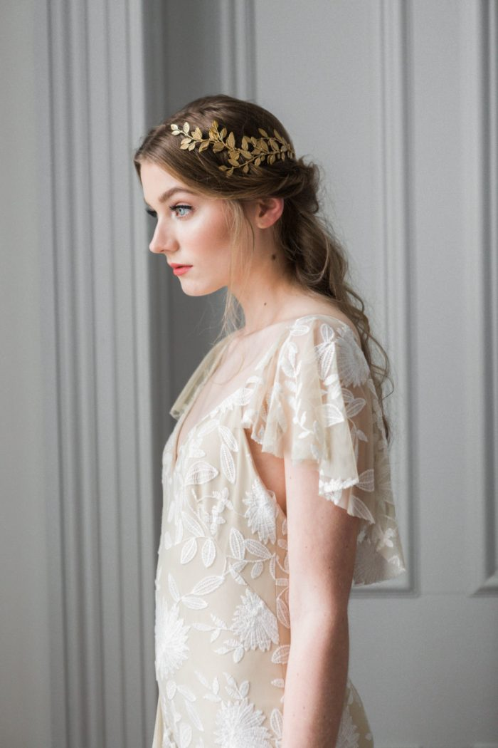 The Best Bridal Hair Accessories on Etsy | Junebug Weddings