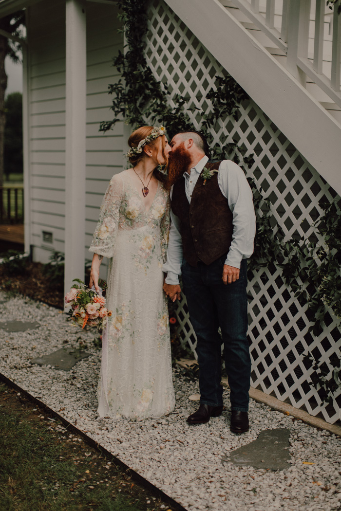This Oklahoma Ranch Music Festival Wedding Was A Total Lovefest