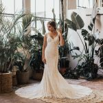 Bohemian Wedding Dress Giveaway with Dreamers & Lovers