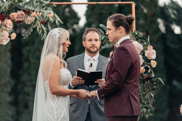 Get Your Wedding Song Inspiration from This Music Loving