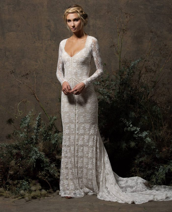 Boho Wedding Dresses: The Best Etsy Bohemian Wedding Dresses