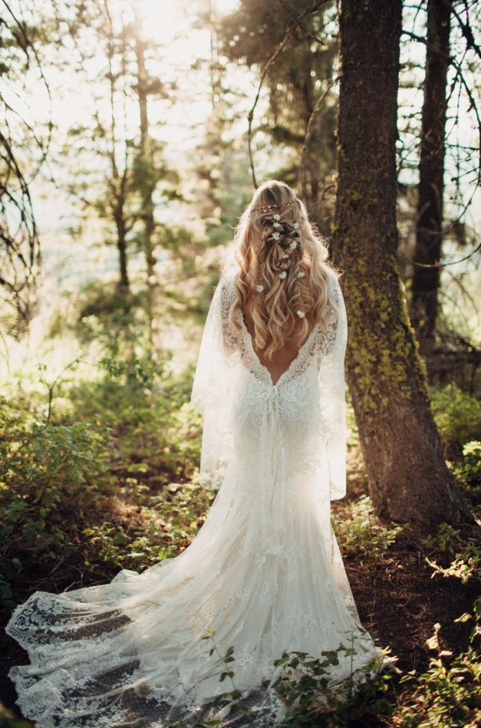 The Best Etsy Bohemian Wedding Dresses Junebug Weddings