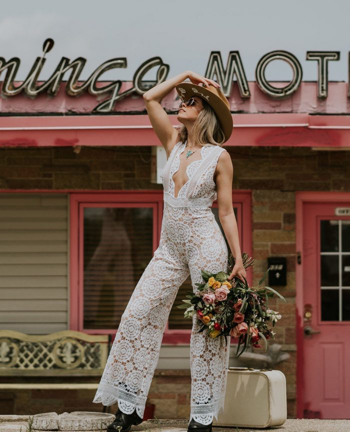 The Best Etsy Bohemian Wedding Dresses Junebug Weddings