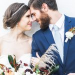 This Blue Lagoon Wedding Inspiration Brought the Icelandic Vibes to Atlanta