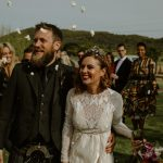 This Bold De Uijlenes Nightjar Wedding Got Its Rock and Roll Edge from Tattoo-Inspired Designs