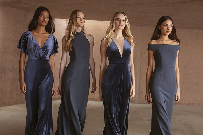 cff30cb3cda The latest bridesmaids dresses by Jenny Yoo Collection happens to include  all of our favorites