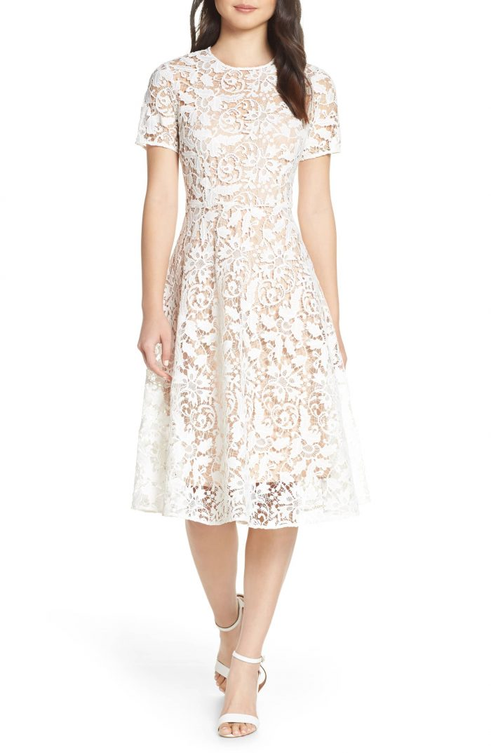 c0f8765aa If you're looking for some less-traditional spring bridal shower dresses,  check out our roundup of 2019 spring wedding guest dresses and you may find  just ...