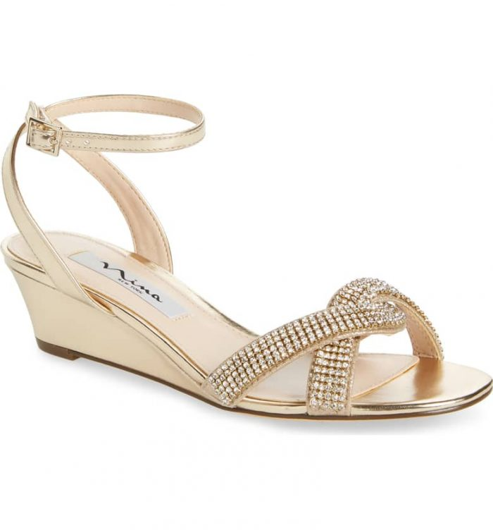 50+ Wedding Wedges That are Both