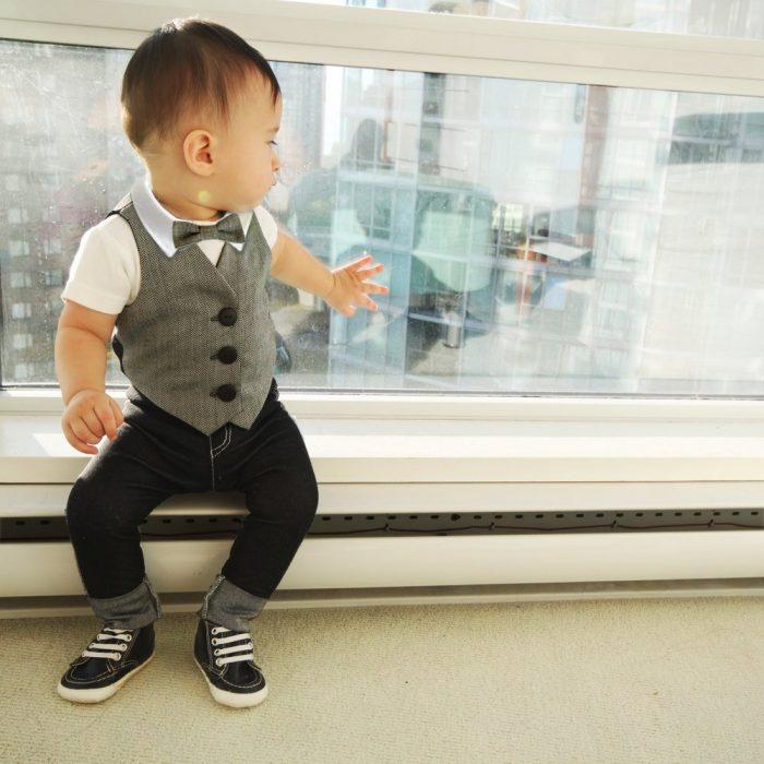 e674165c8 30+ Ring Bearer Outfits That are Beyond Adorable | Junebug Weddings