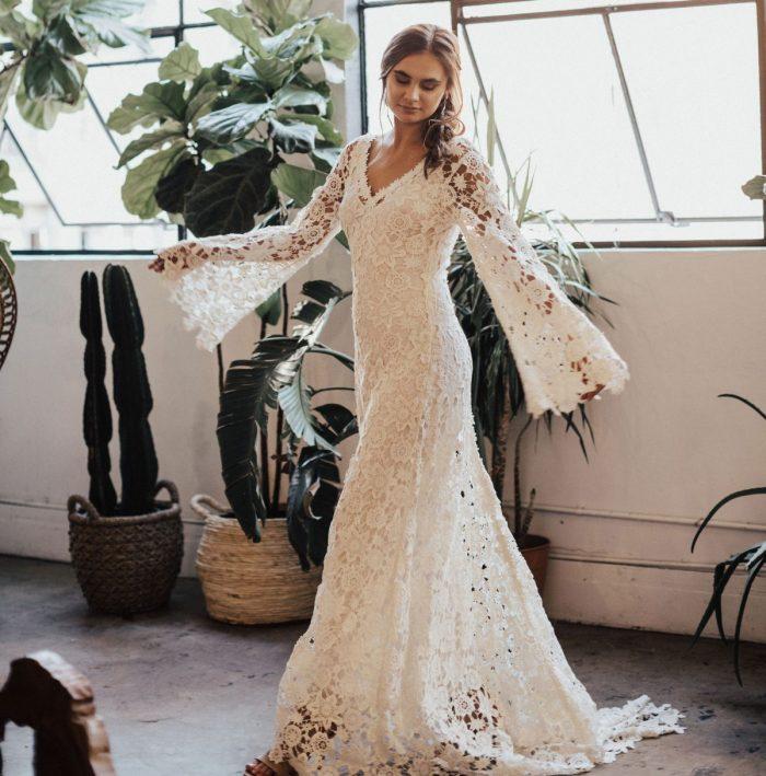 Elopement Dresses For Any Wedding Destination