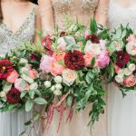 12 Spring Floral Wedding Color Ideas