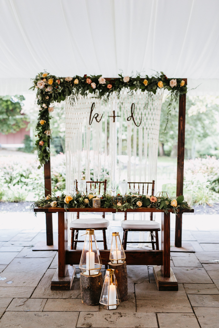 9 Tips For Decorating Your Wedding Reception On A Budget Junebug