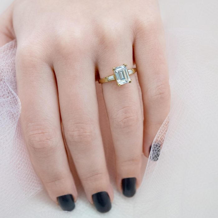 Meet The Robot That Matches You With The Best Diamond For Your Budget Junebug Weddings