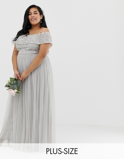 The Best Places to Shop for Plus Size Bridesmaids Dresses ...