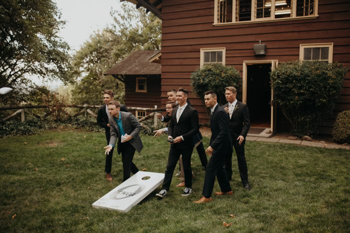 The Best Wedding Lawn Games For An Unforgettable Backyard Wedding Junebug Weddings