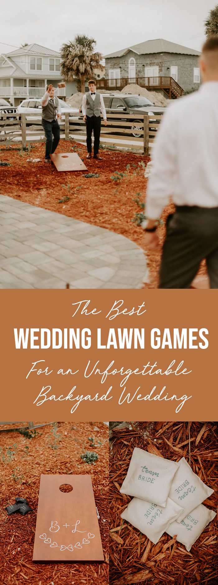 The Best Wedding Lawn Games For An Unforgettable Backyard Wedding Junebug Weddings