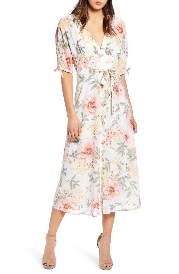 2019 Summer Bridal Shower And Rehearsal Dinner Dresses