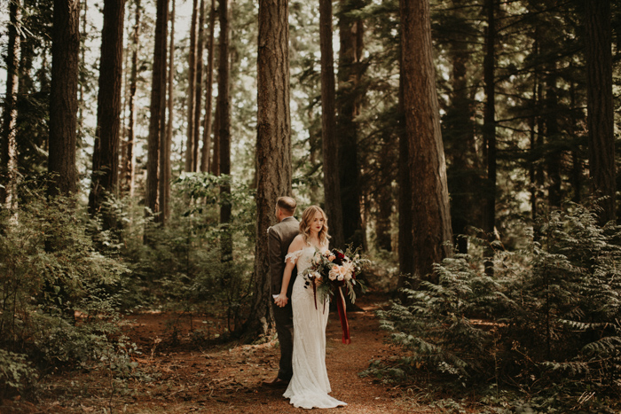 Kitsap Memorial State Park Wedding.This Kitsap Memorial State Park Wedding Proves The Pnw Can