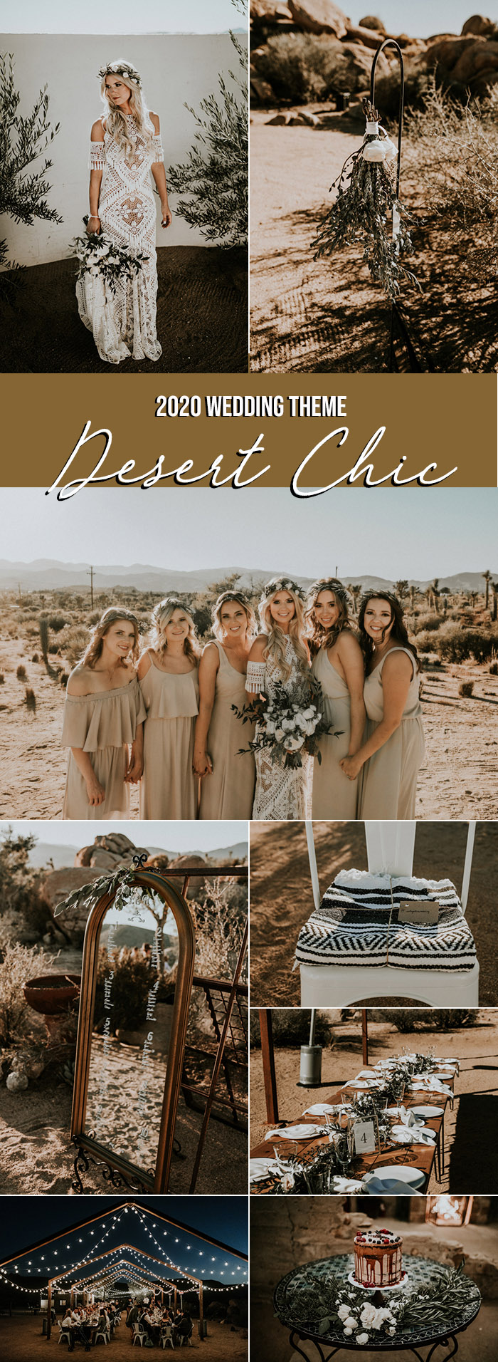 6 Wedding Themes That are Trending in 2020 | Junebug Weddings
