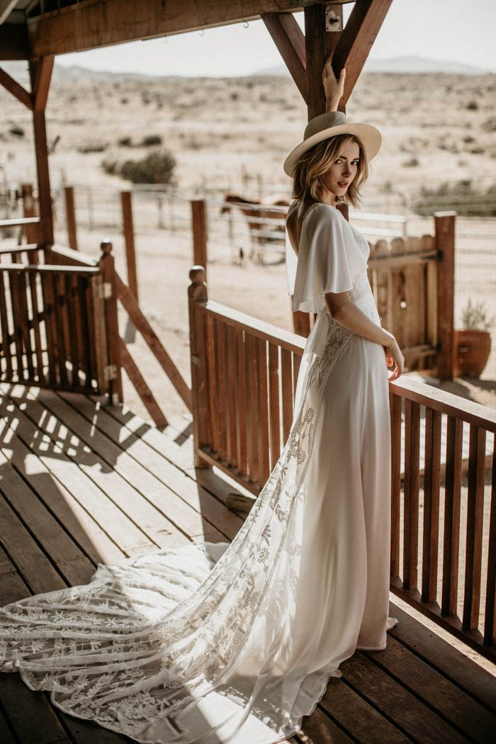 Calling All Free Spirited Brides Chance By Dreamers Lovers Has The Boho Wedding Dresses You Ve Been Searching For Junebug Weddings