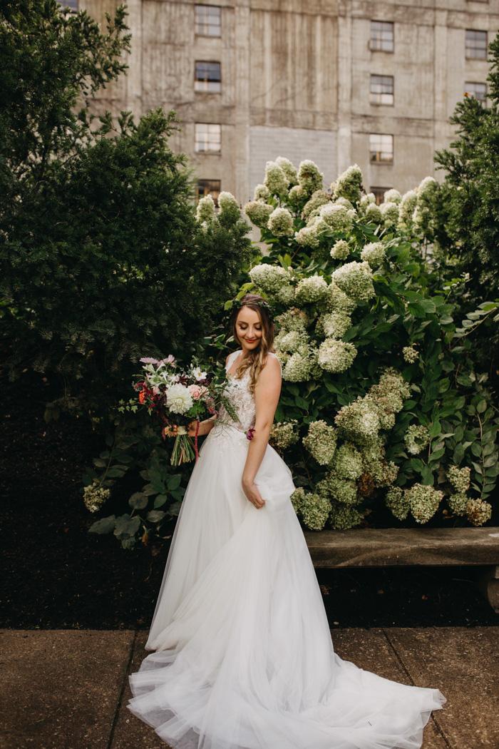 This Frankfort, Kentucky Wedding Looks Like a European Fairy Tale