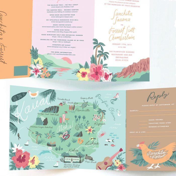 Wedding Invitations Hawaii: Wedding Blog For Real Wedding Ideas & Inspiration