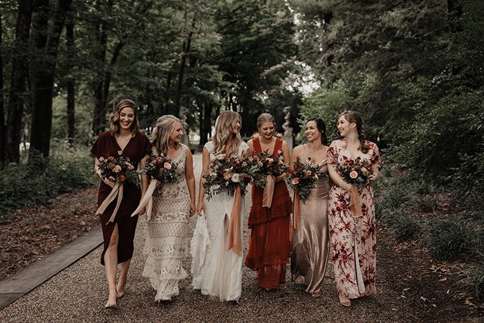 2019 Fall Wedding Guest Dresses To Fall Head Over Heels For