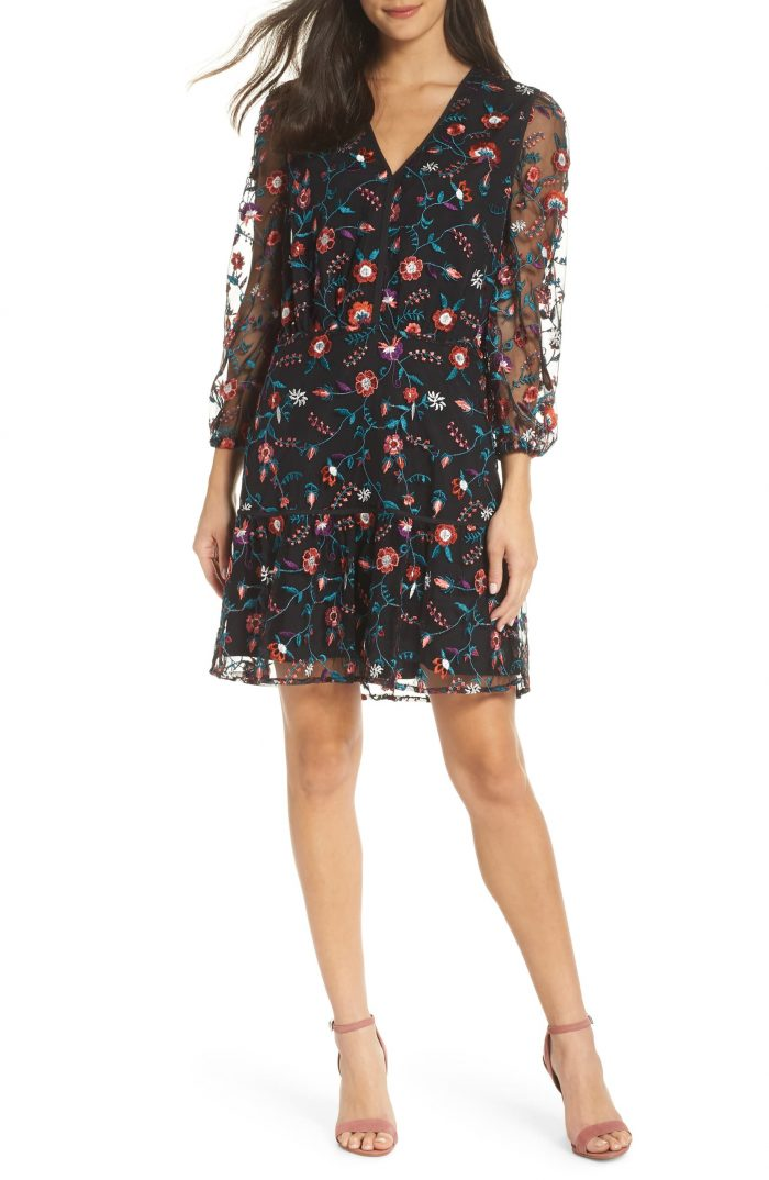 2019 Fall Wedding Guest Dresses To Fall Head Over Heels