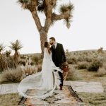 Planning an Intimate Wedding? Get Inspired by This Private Joshua Tree Wedding at The Hi Desert Ranch
