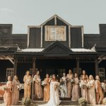 Earthy Rustic Meets Free People in This Everly at Railroad Wedding