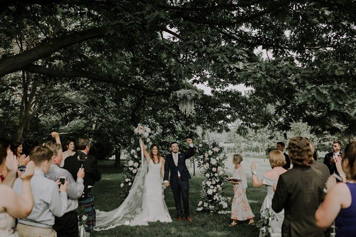 Picturesque Niagara On The Lake Wedding At Gracewood Estates Junebug Weddings