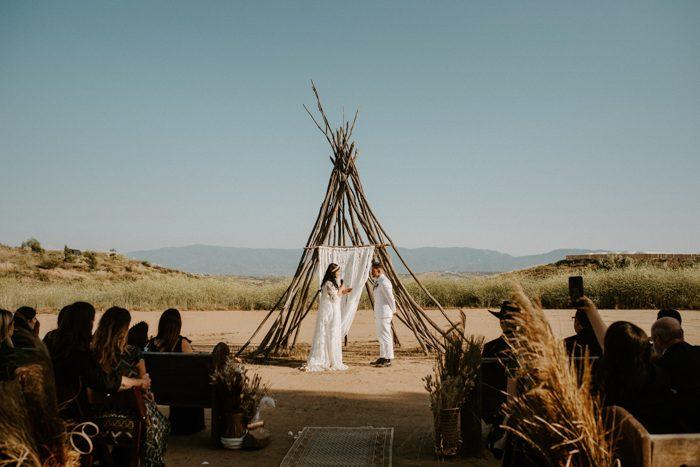 Bohemian Wedding Wedding Blog Posts Archives Junebug Weddings
