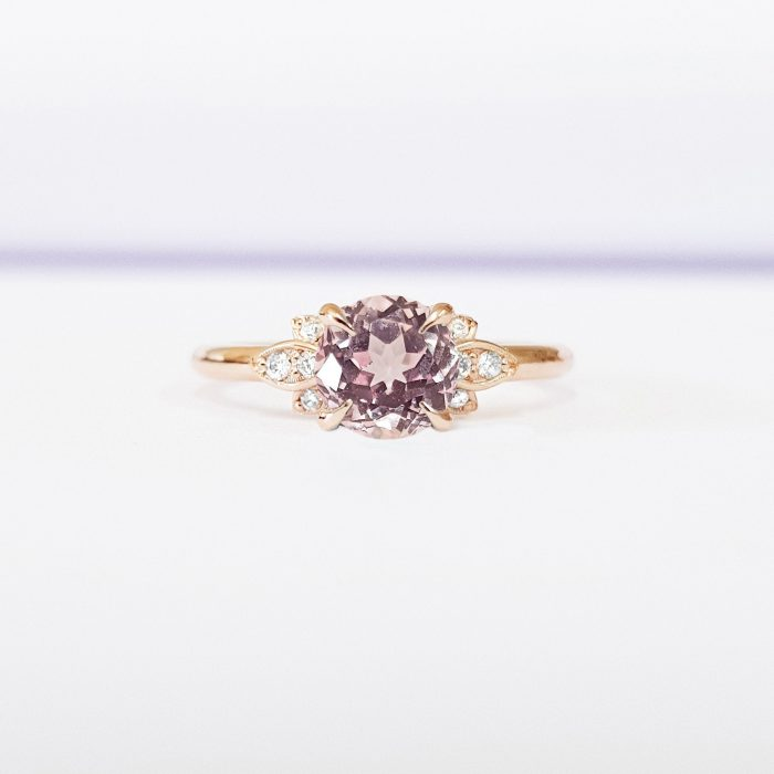 These 50 Gemstone Engagement Rings Are A Millennial Bride S Best