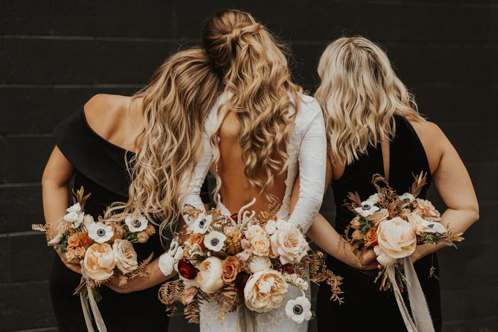6 Bridesmaid Hairstyle Ideas That Your Girls Will Actually ...
