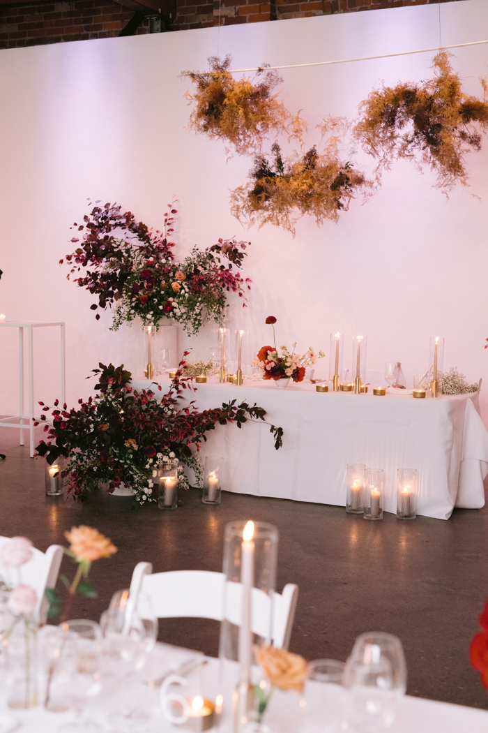 Diy Minimalist Toronto Loft Wedding At Five Brock