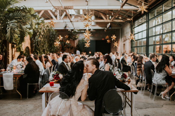Vintage Inspired Celestial Wedding At Millwick In Los Angeles