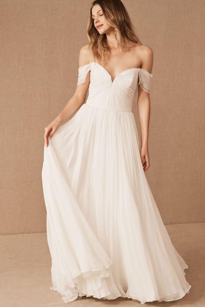 25 Casual Wedding Dresses For Laid Back Brides Junebug Weddings