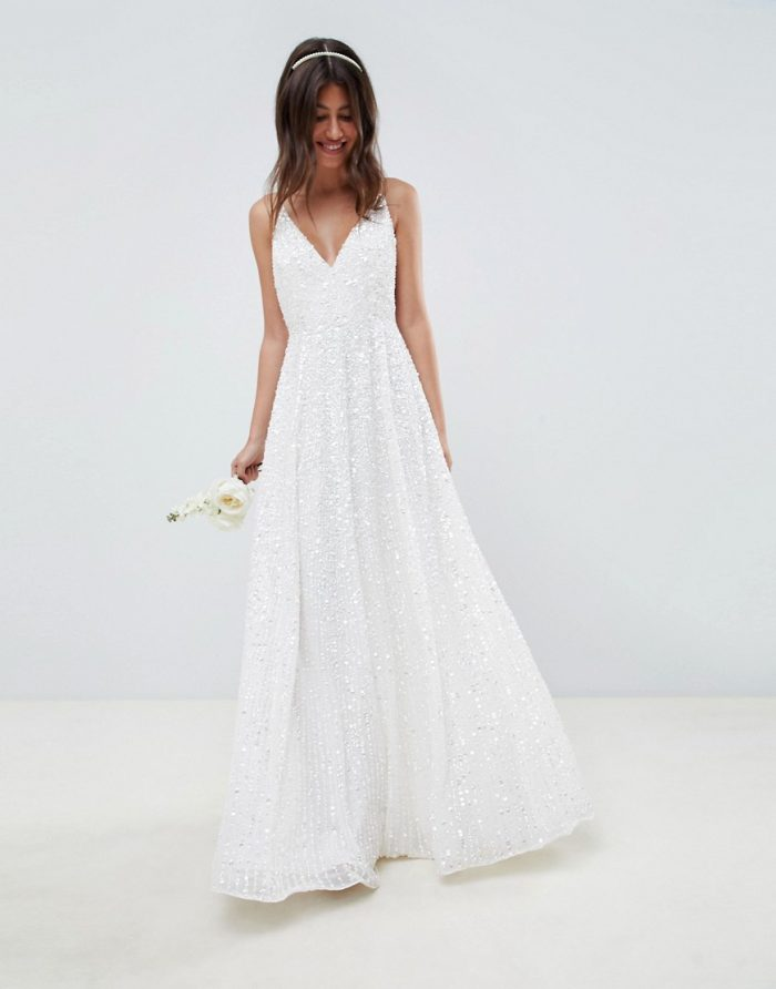30 Simple And Special Courthouse Wedding Dresses Junebug Weddings